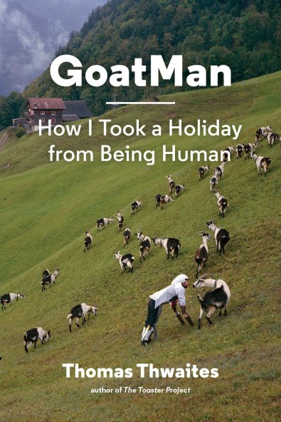 goat man book